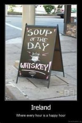 lets have some whiskey