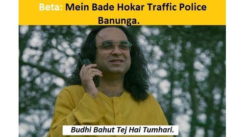 new traffic rule meme