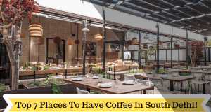 7 places to have coffee