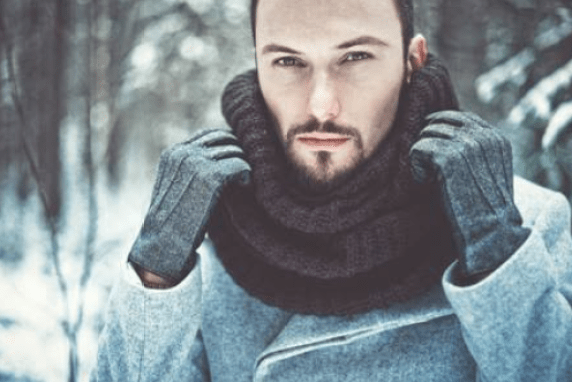 Heavy Winter Clothes for male