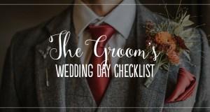 Groom Full Wedding Guide