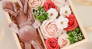 Artificial Flowers for valentines day