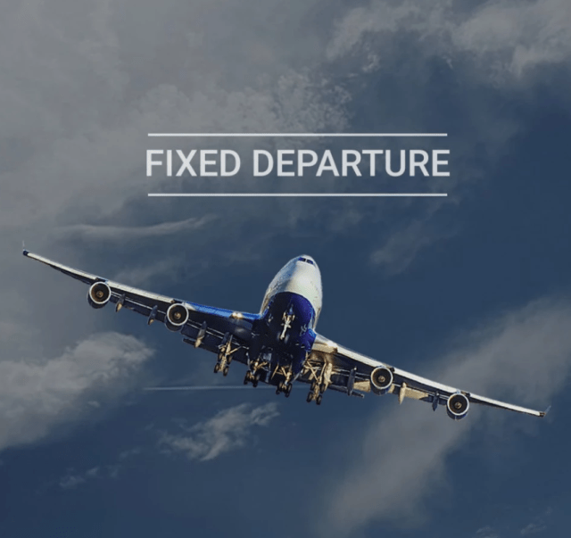 Fixed Departure Images