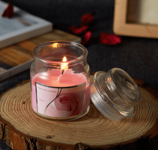 fragrant candles