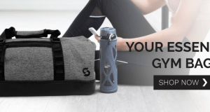 Gym Bags for men banner