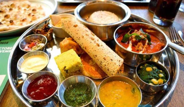 Culinary Delight - North Indian Food