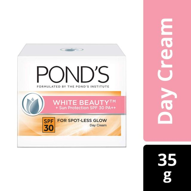 POND'S White Beauty Sun Protection SPF 30 Day Cream, 35 g - Sunscreen