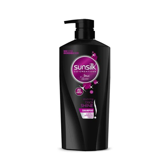 Sunsilk Stunning Black Shine Shampoo - Shampoos
