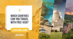 Visa free places to visit