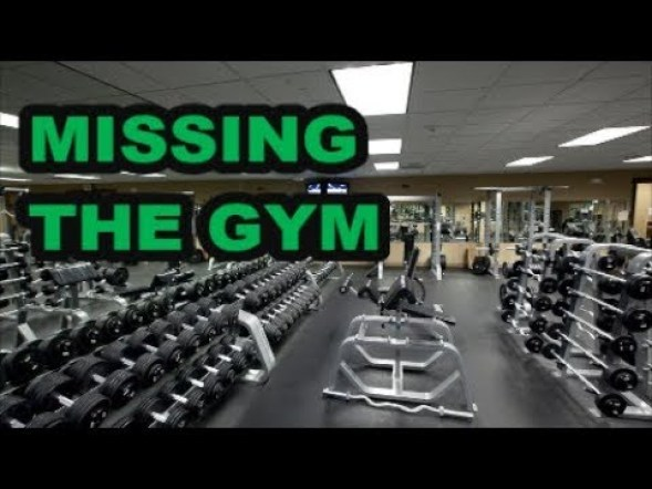 Miss the gym course