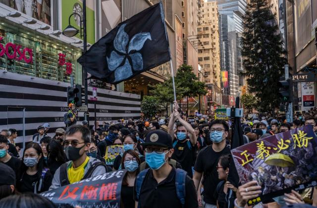 China vs Hongkong