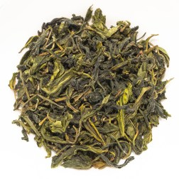 Indonesia Harendong Lilitan Twisted Green Tea