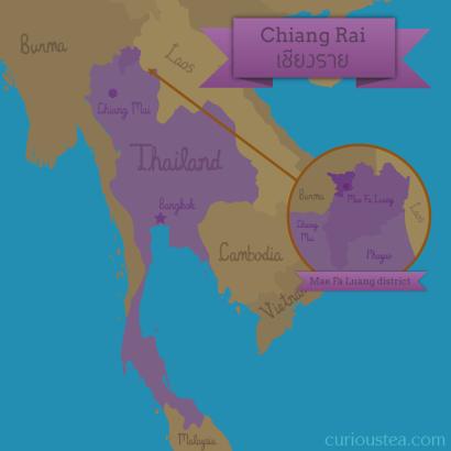 Mae Fa Luang, Chiang Rai, Thailand