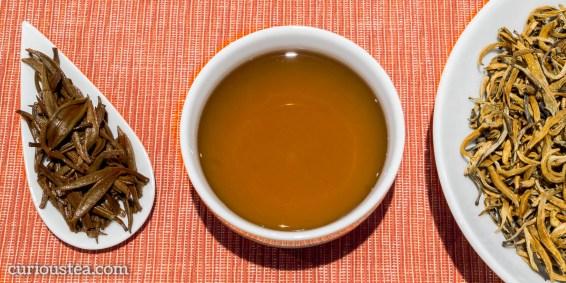 China Yunnan Junggu Dian Hong Yunnan Red Camellia Taliensis Da Li Cha