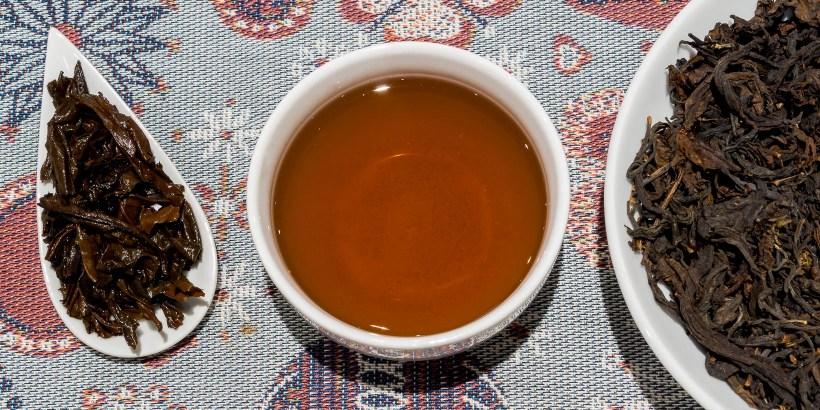 Baan Mae Sae Wild Forest Chaing Mai Thailand Black Tea