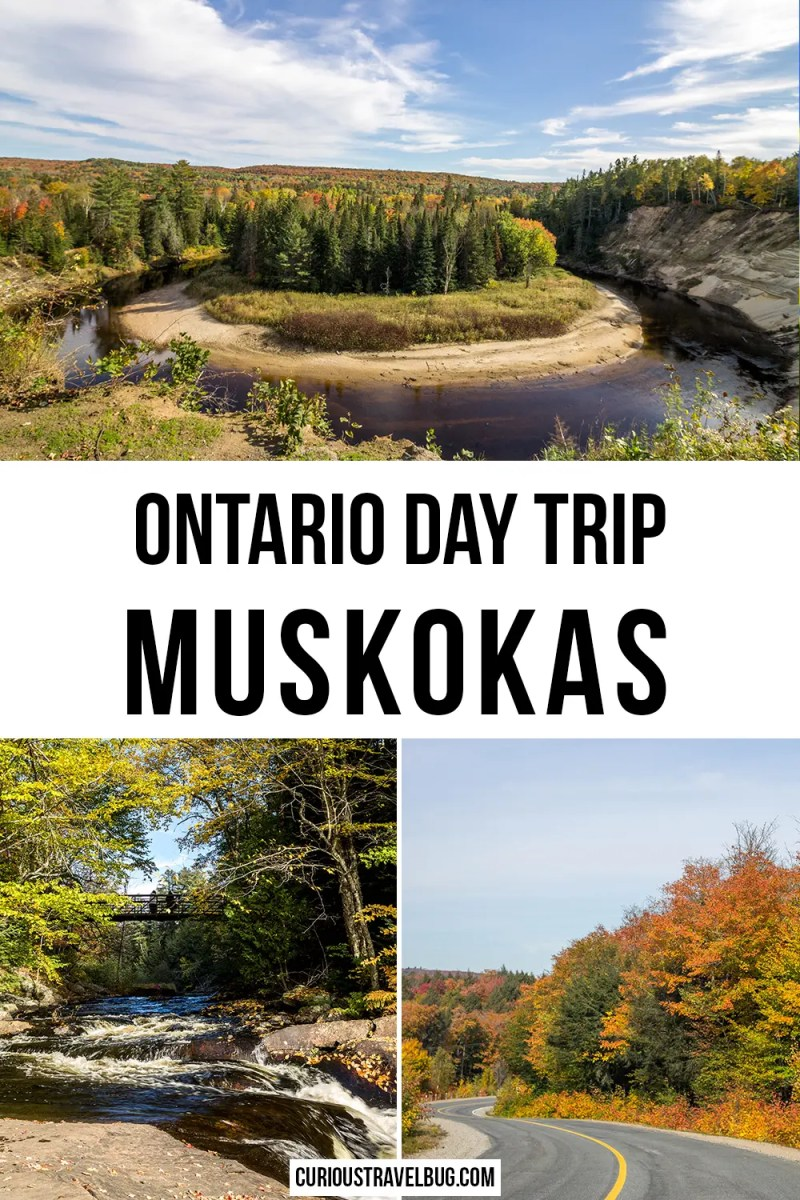 Finding the Prettiest Ontario Fall Colours in Muskoka