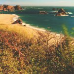 california beaches - west coast road trip