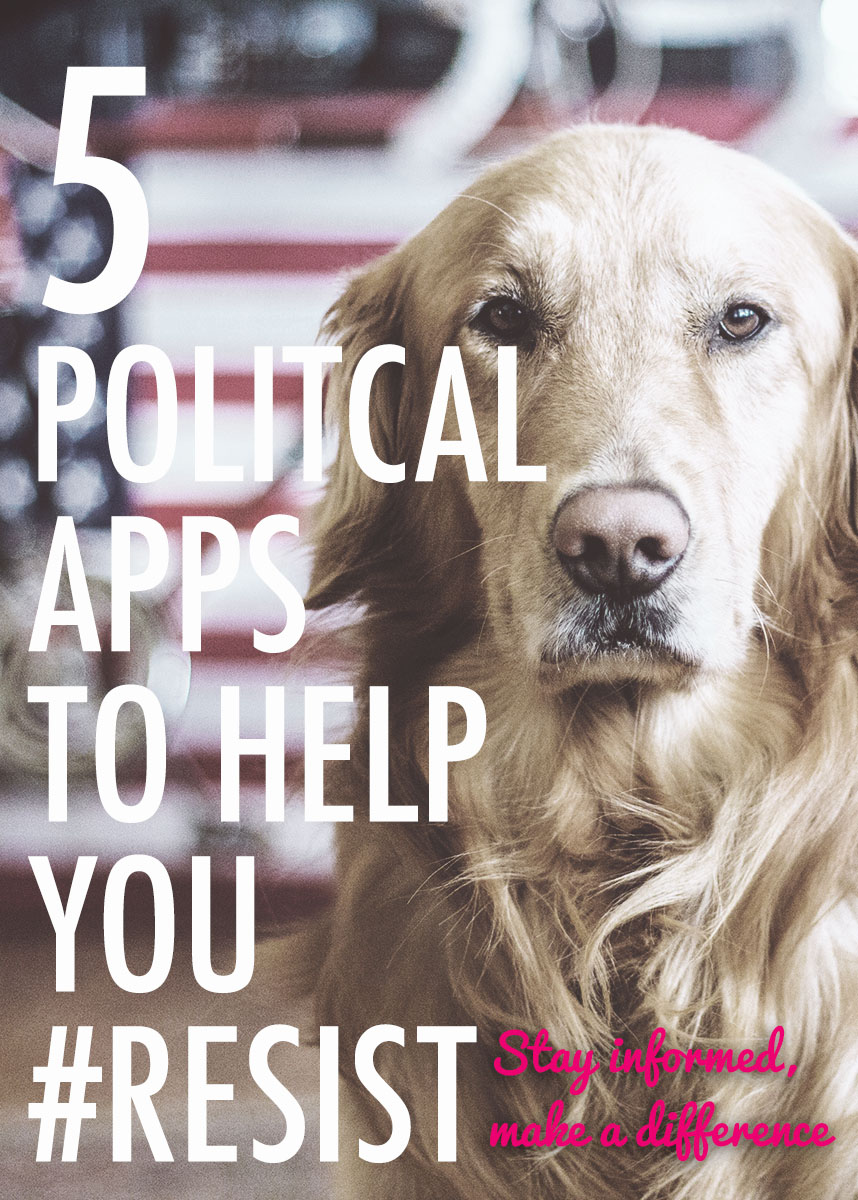 5 political apps that help you stay informed and raise your voice