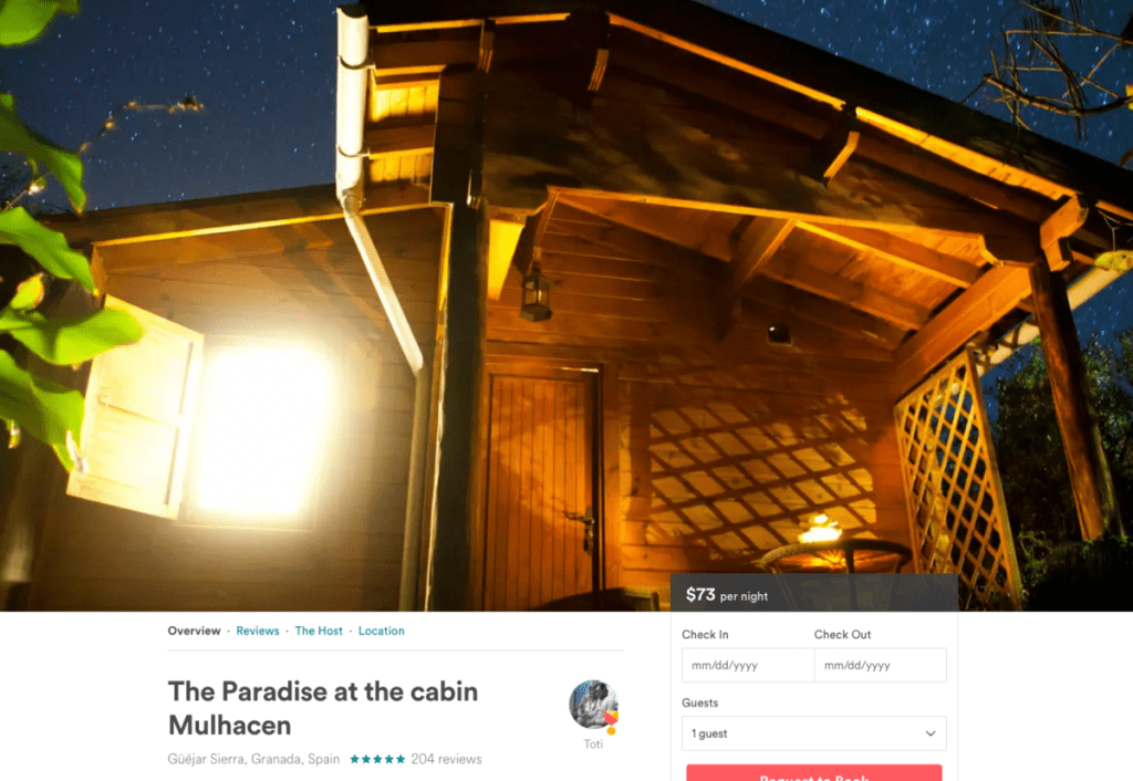airbnb-cabin-in-spain