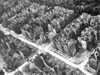Bombardeos incendiarios en la Segunda Guerra Mundial