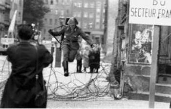 Escapando de la RDA: Conrad Schumann