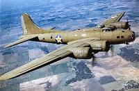 El consumo de los B-17