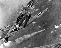 Las pérdidas de aviones en la Batalla del Pacífico