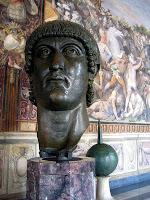 Las obras de Constantino en Roma