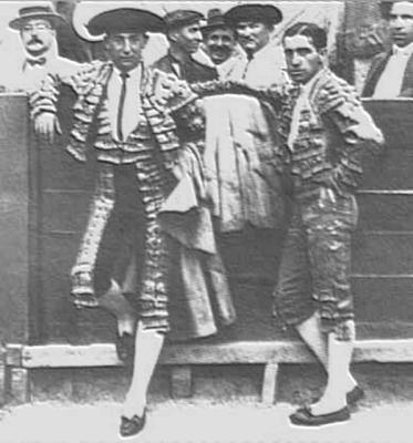 El Gallo y Juan Belmonte