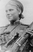 Mujeres francotiradoras