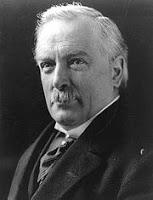 Algunos chispazos de Lloyd George
