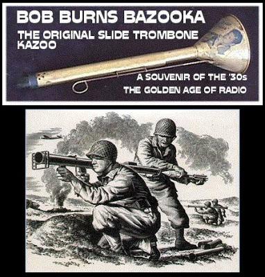 El bazooka era un instrumento musical