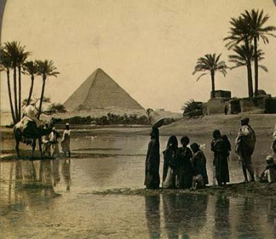 ¿Cuánto mide la pirámide de Keops?