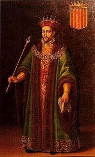Los nueve hijos de Alfonso II El Casto