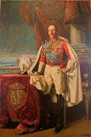De cuando Chomin ayudó al rey de España