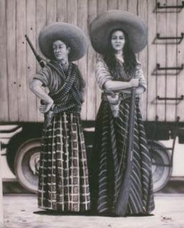 Adelita y la revolución mexicana