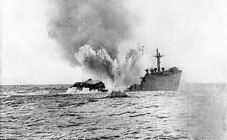 Los submarinos, jauría de lobos