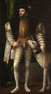 Carlos V y Felipe II, padre e hijo, comparados