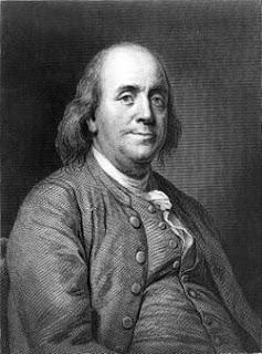 Benjamin Franklin y el cambio horario