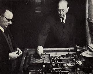 El ajedrecista de Torres Quevedo