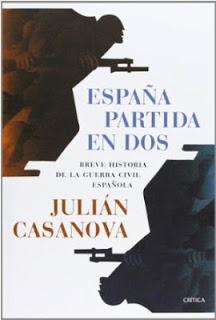 España partida en dos, de Julián Casanova