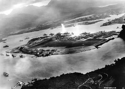 Testimonios del ataque japonés a Pearl Harbor