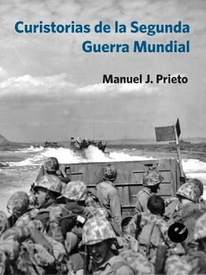 Curistorias de la Segunda Guerra Mundial, nuevo libro
