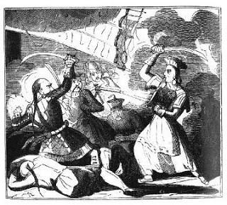 Hsi Kai, la mujer pirata