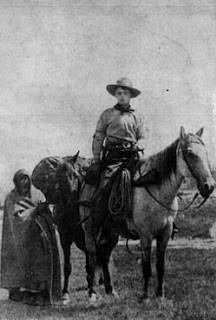 Jinete del Pony Express