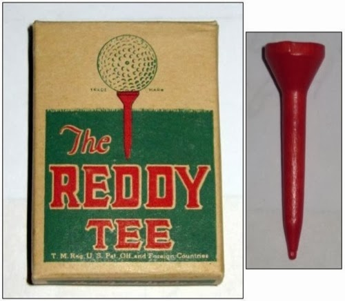 Reddy Tee, el golf y el origen del marketing deportivo