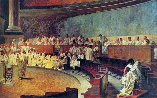 El padre de Cicerón y Metelo Nepote