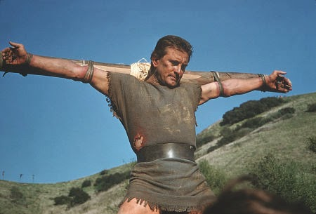 Imagen de la película Espartaco