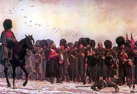 La Batalla de Inkerman, la Batalla de los Soldados