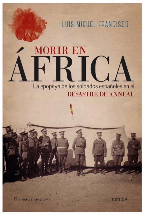 Entrevista a Luis Miguel Francisco, autor de Morir en África